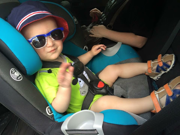 Left shoe in the back seat? Stop shaming parents who need a reminder