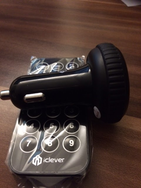 mona 39 s blog iclever ic f53 auto bluetooth 4 0 wireless fm. Black Bedroom Furniture Sets. Home Design Ideas