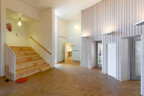 Day Care Center A Modern Architectural Design Is