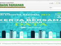 Pengumuman Hasil Akhir CPNS 2018 Kabupaten Padang Pariaman