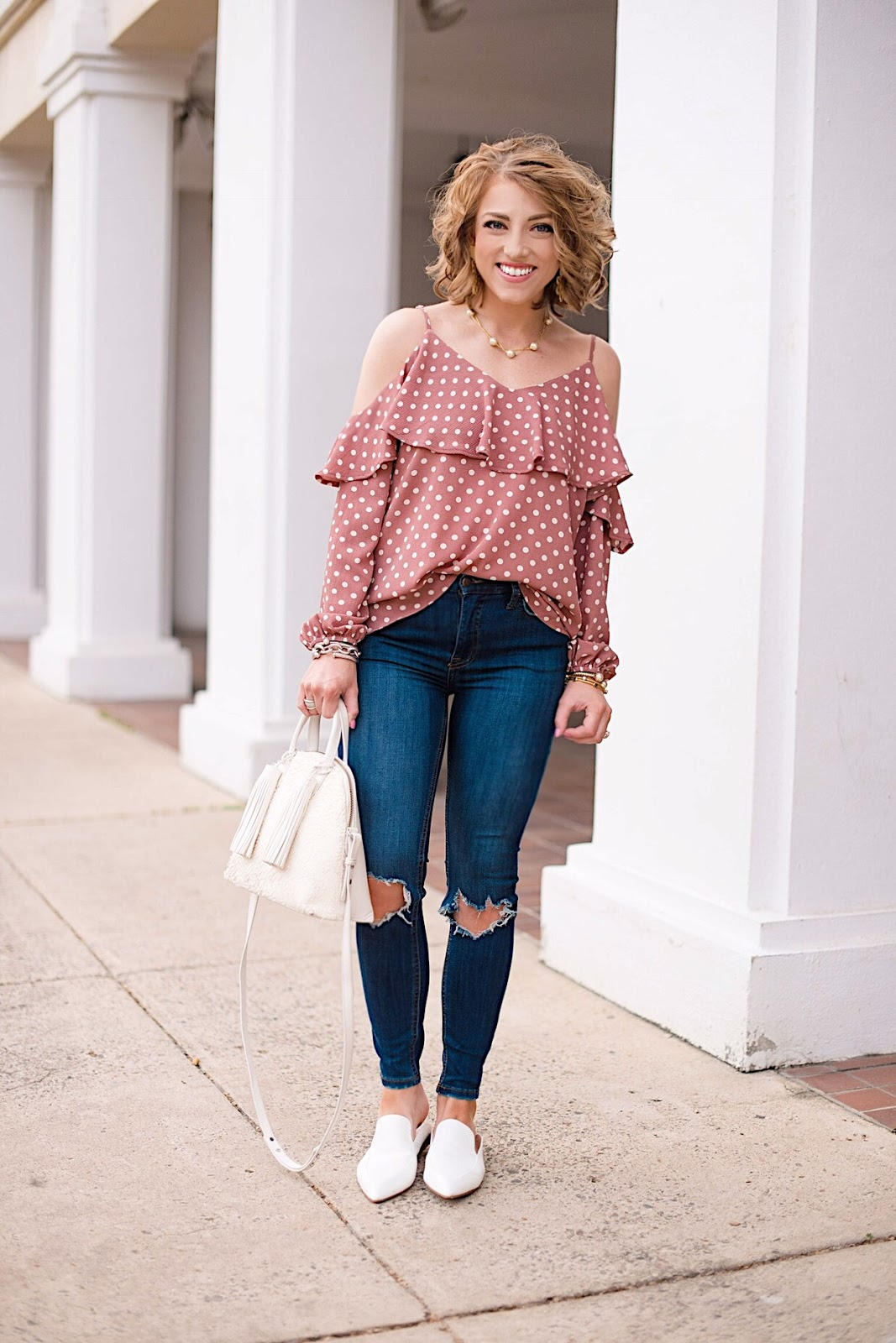 Spring Style - Click through to see more on Something Delightful Blog