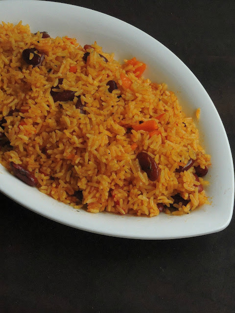 Glutenfree Vegan Dirty Rice