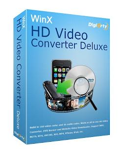 WinX HD Video Converter Deluxe 5.9.6 Keygen | Size:278 KB