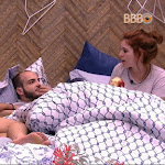Paula Barbosa BBB18 Pelada 37