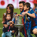 [PHOTO] Lionel Messi announces arrival of third child after withdrawing from Barcelona squad