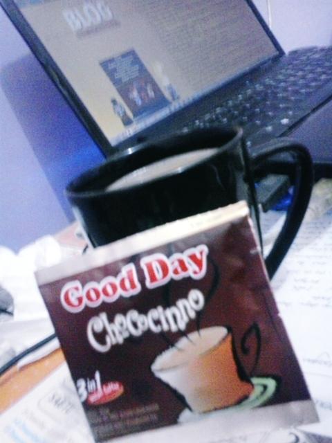 Kopi Instan & Cappuccino Good Day, Kopi Gaul Paling Enak
