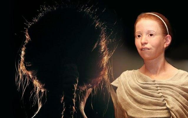 ΑΝΕΠΛΑΣΑΝ ΨΗΦΙΑΚΑ ΤΟ ΠΡΟΣΩΠΟ ΓΥΝΑΙΚΑΣ ΤΟΥ 7.000 Π.Χ ΠΟΥ ΒΡΕΘΗΚΕ ΣΤΗΝ ΘΕΟΠΕΤΡΑ ΤΡΙΚΑΛΩΝ