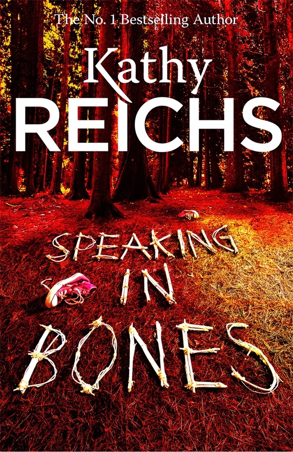 Speaking in Bones by Kathy Reichs book cover
