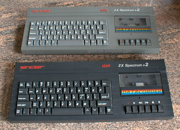 Remembering… Sinclair ZX Spectrum +2