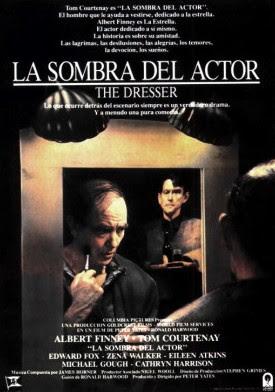 La sombra del actor, film