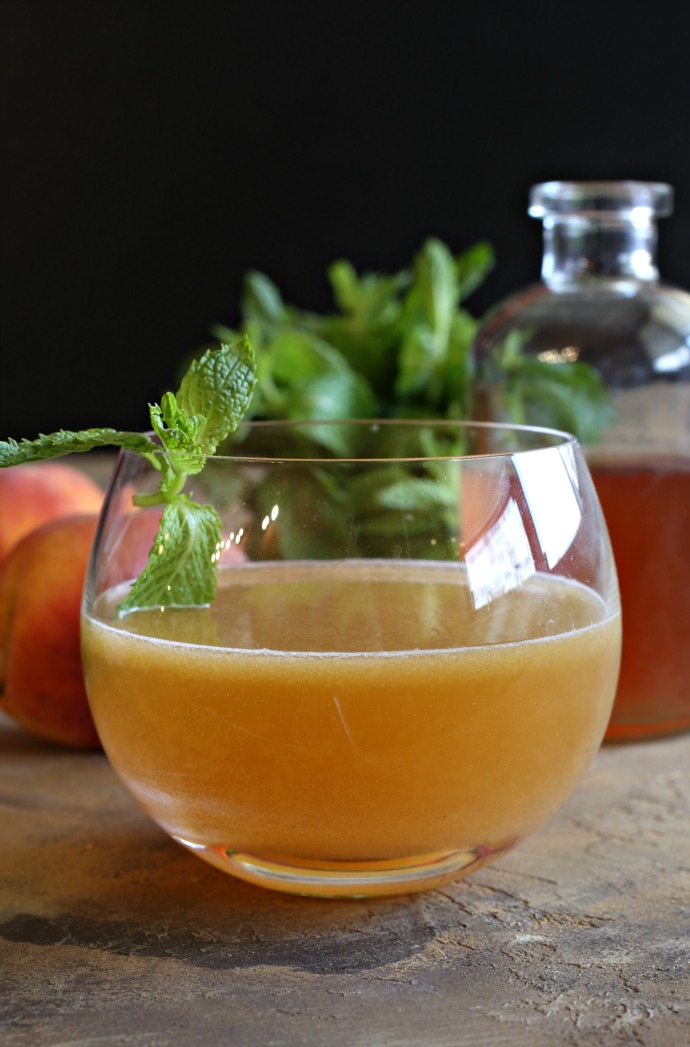 Bourbon-Peach-Shrub