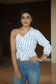 Avantika Mishra in Jeans and Off Shoulder Top Spicy Pics