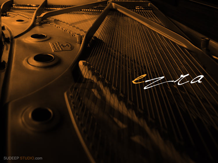 Piano Music Photography Editorial Portaits for Music Promo and CD covers - Sudeep Studio.com