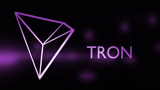 Koin Tron (TRX)