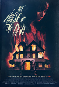 The House of the Devil Poster