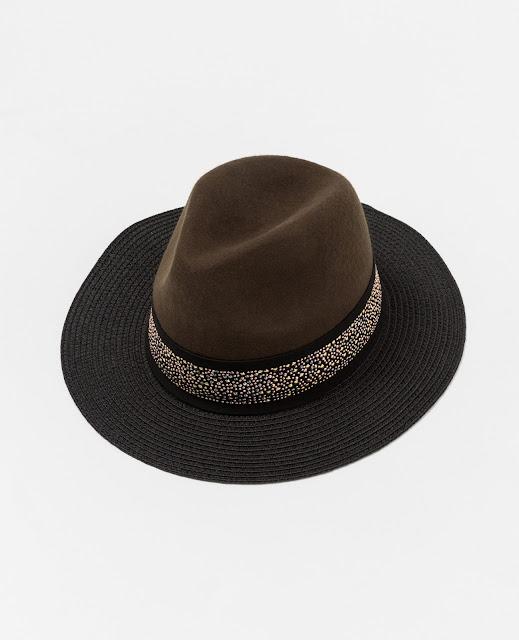 Mon chapeau du moment