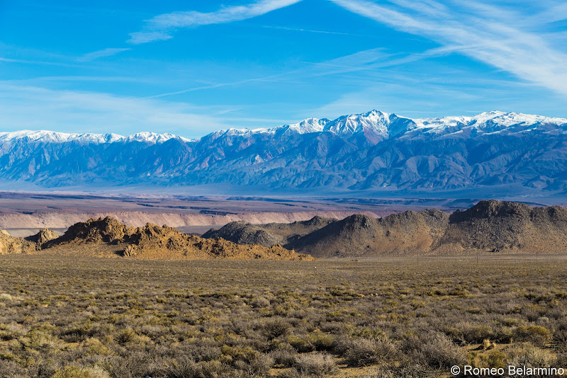 White Mountains Things to Do in Bishop California