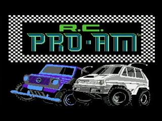 Videojuego R.C. Pro-Am