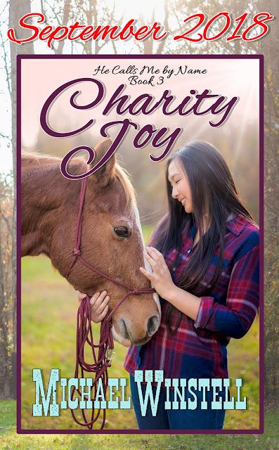 Chloe Go, Charity Joy, book, book cover, girl, horse