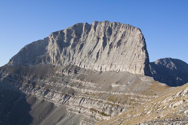 Aνάβαση στο βουνό των Θεών για την Φυσιολατρική Ορειβατική Ομάδα Αργολίδας
