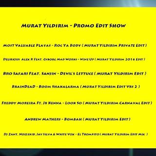 Murat Yıldırım - Promo Edit Show Pack