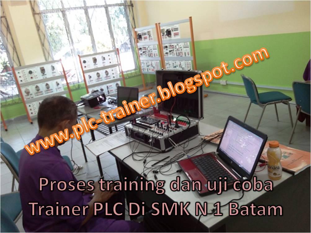jual trainer PLC