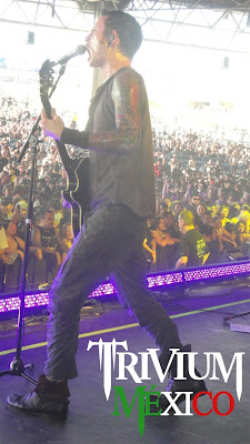 Reseña de 2 noches con Trivium [Dallas, TX & Jackson, MS]