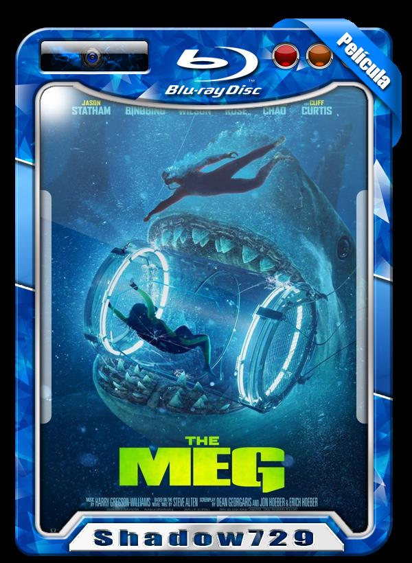 The Meg (2018) | Megalodón [720p H264 Dual Mega]