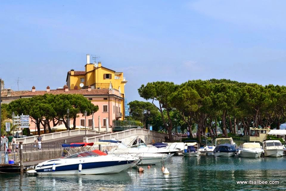 Desenzano |  Post Cards From Lake Garda