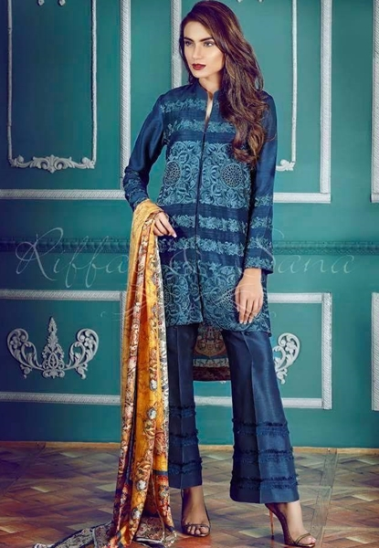 Luxury Pret Collection For Women By Sana Salman