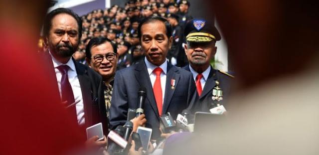 Sstt…Ini Petunjuk Sosok Cawapres Jokowi: Santri atau Militer