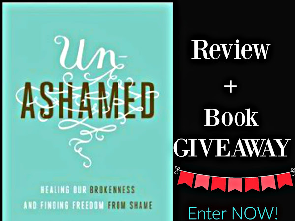 Unashamed - Review + Giveaway