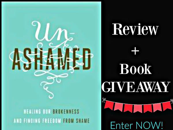 Unashamed - Review + Giveaway