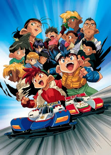 FIlm Lets And Go (Tamiya) Dubbing Indonesia Full Episode