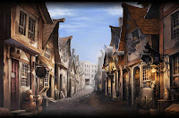 Diagon Alley - parte prima