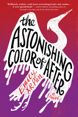 The Astonishing Color of After, Emily X.R. Pan, Book Review, InToriLex