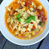 Chicken Tortilla Soup With Hominy Recipe