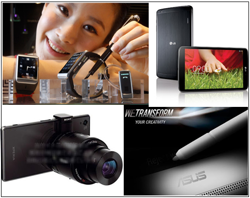 IFA 2013 Germany Expected Gadget Launches