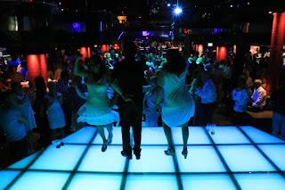 Último baile en al discoteca Anaconda