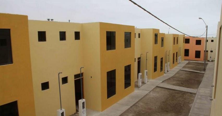 TECHO PROPIO 2020: Sepa dónde están las más de 24 mil casas en oferta para familias de bajos recursos