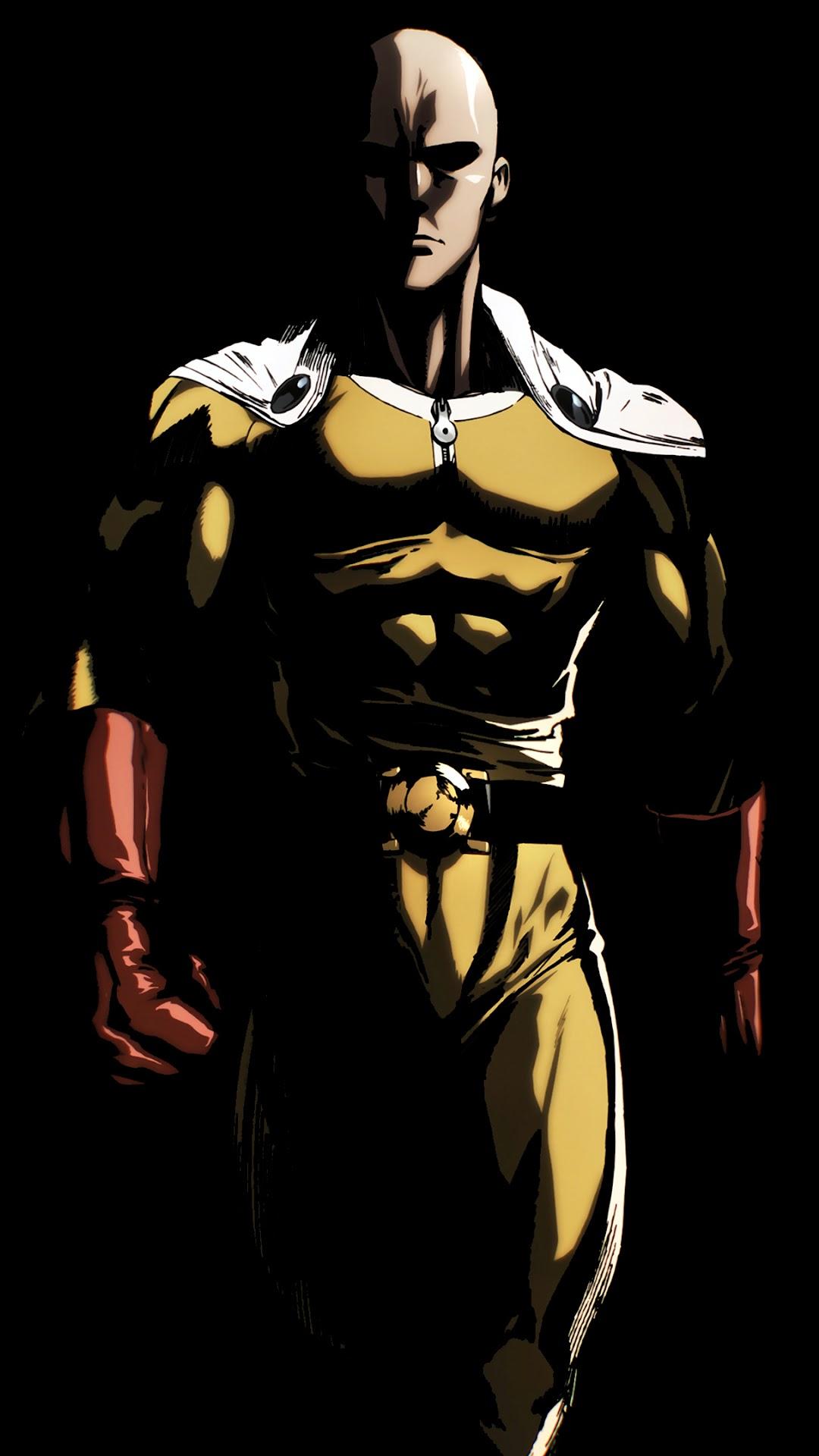 Saitama One Punch Man 4k Wallpaper 100