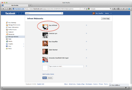 How to Change Admin on Facebook