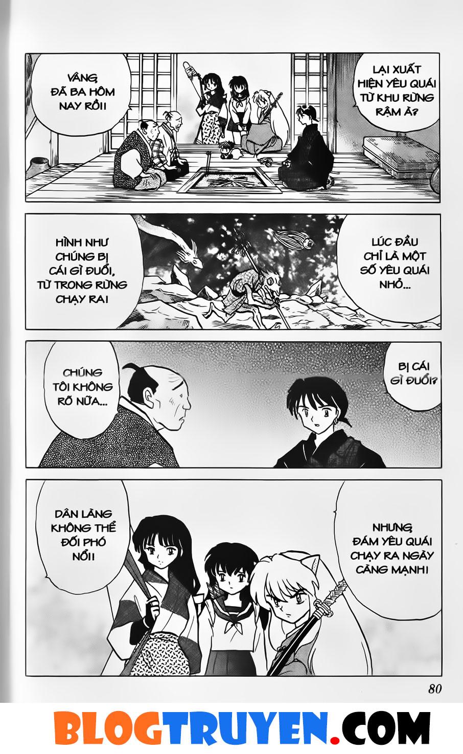 Inuyasha vol 39.5 trang 5