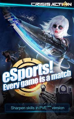 Download Crisis Action-eSports FPS APK Version 1.9.2