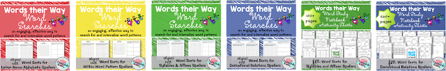This post outlines how to bring a word study routine into your elementary classroom or homeschool. It's a great way to see exactly how to make word study with Words Their Way work in your classroom. While the post is geared mostly for your 3rd, 4th, 5th, and 6th grade upper elementary students - you can also modify the ideas here for your Kindergarten, 1st or 2nd grade students. You're going to love how spelling AND writing improves when you students start this word study routine!
