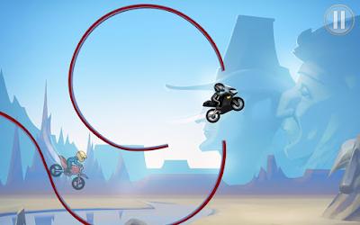 Buat teman yang suka sekali dengan game balap aku rasa dengan game yang satu ini wajib u Bike Race Free - Top Motorcycle Racing Games Terbaru 2018