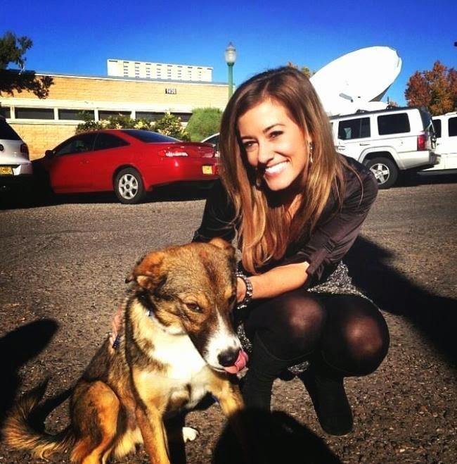 THE APPRECIATION OF BOOTED NEWS WOMEN BLOG : Kristen Van Dyke