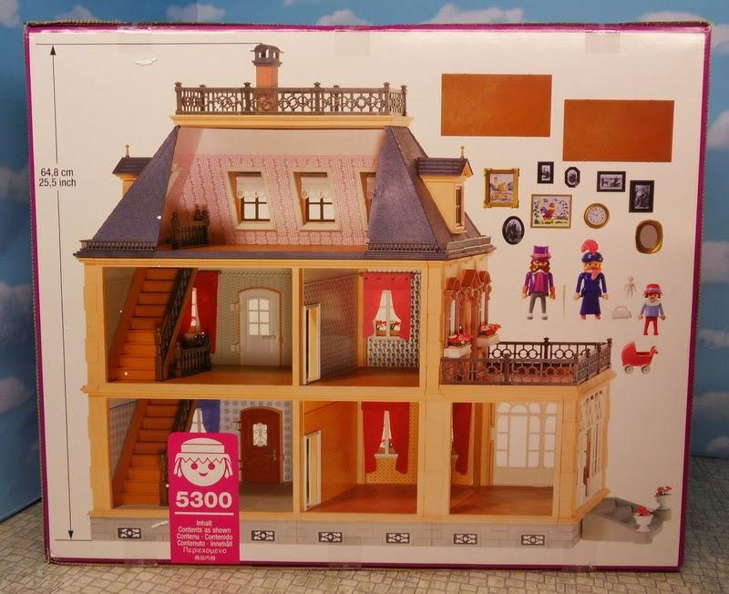 Misb 5300 Victorian Mansion For Sale Emma J 39 S Playmobil