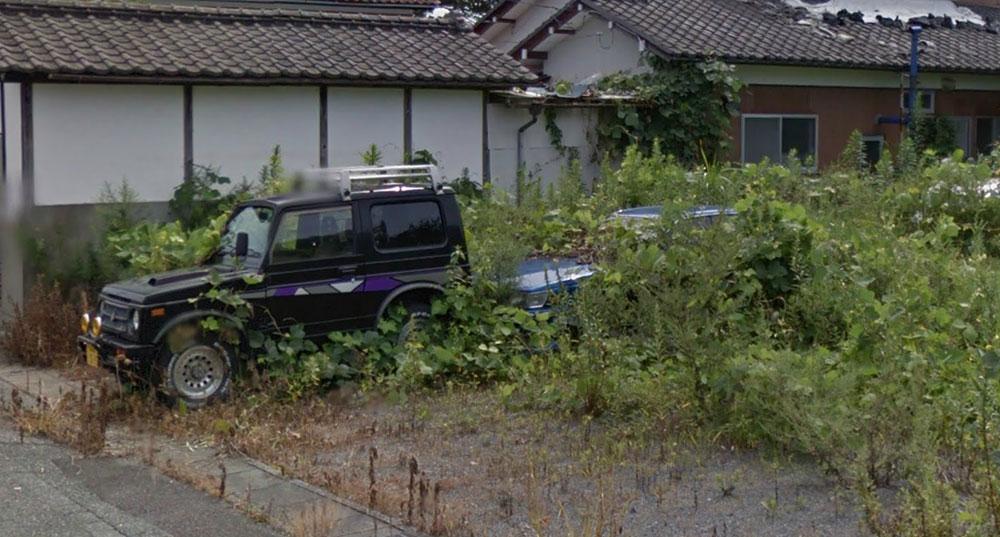 4 Τα παρατημένα supercars της Φουκουσίμα zblog, παρατημένα, Φουκουσίμα, ΦΩΤΟ, φωτογραφίες