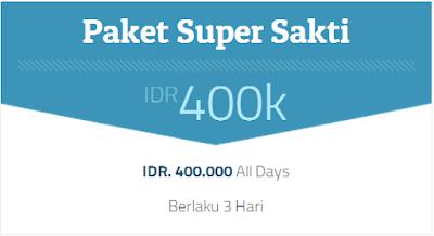 Paket Super Sakti Jatim Park